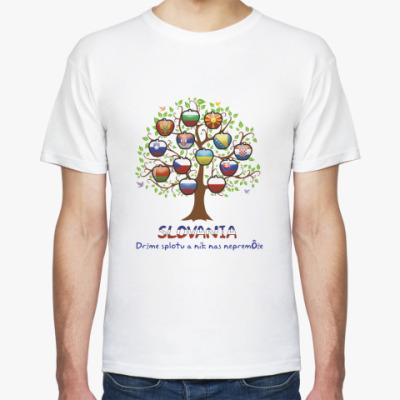 Футболка Tree Slovania