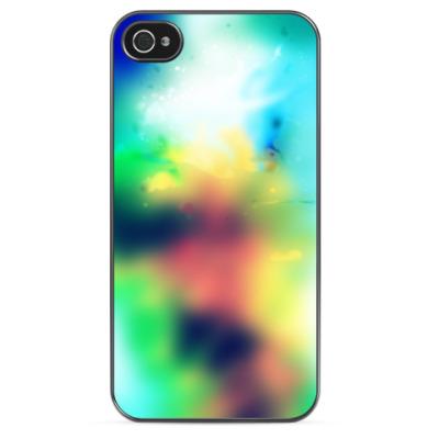 Чехол для iPhone Северное сияние