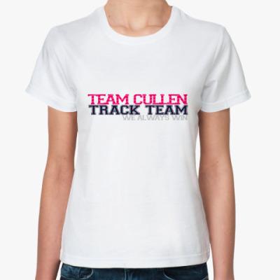 Классическая футболка TEAM CULLEN