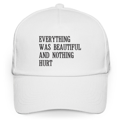 Кепка бейсболка 'Everything'