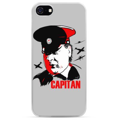 Чехол для iPhone Капитан