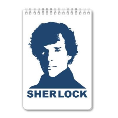 Блокнот Sherlock