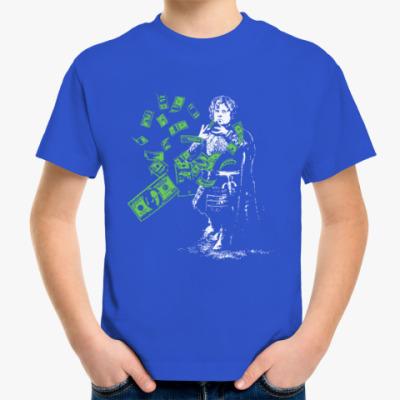 Детская футболка Тирион и деньги
