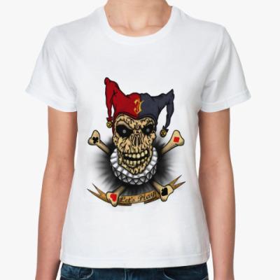 Классическая футболка  'Joker'