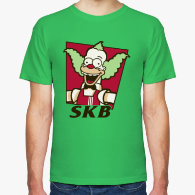 Футболка Krusty Burger
