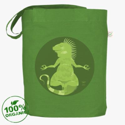 Сумка Animal Zen: I is for Iguana
