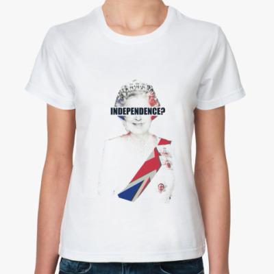Классическая футболка Independence?