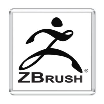 Магнит  ZBrush