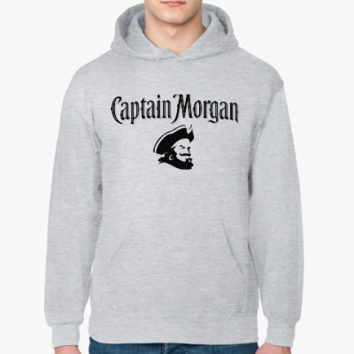 Толстовка худи Капитан Морган
