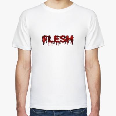 Футболка flesh