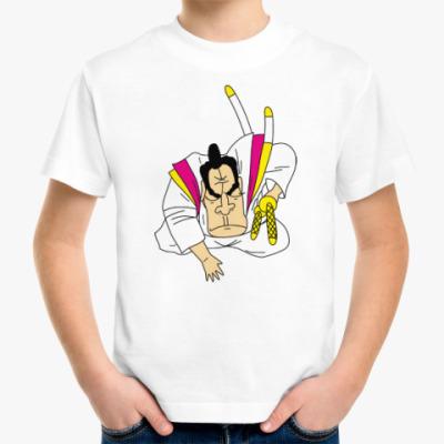 Детская футболка САМУРАЙ