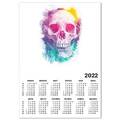 Календарь SpaceSkull