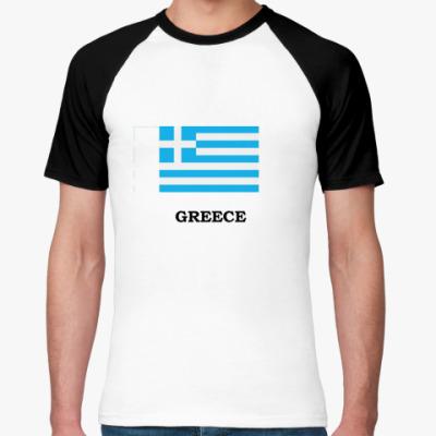 Футболка реглан Greece