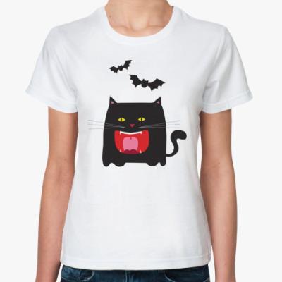 Классическая футболка   Котя