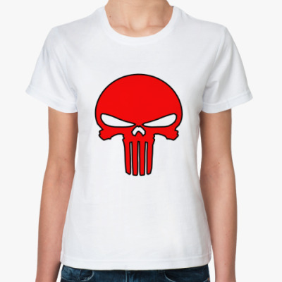 Классическая футболка Punisher