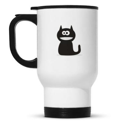 Кружка-термос Cat & Snowball