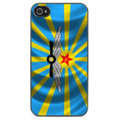 Чехол для iPhone Флаг ВВС СССР