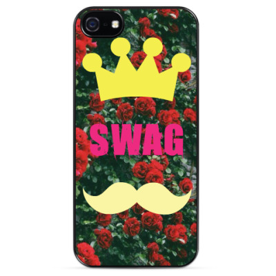 Чехол для iPhone SWAG