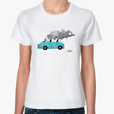 Классическая футболка Driving