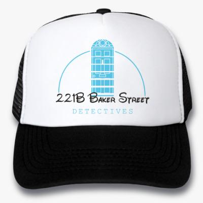 Кепка-тракер 221 Baker Street