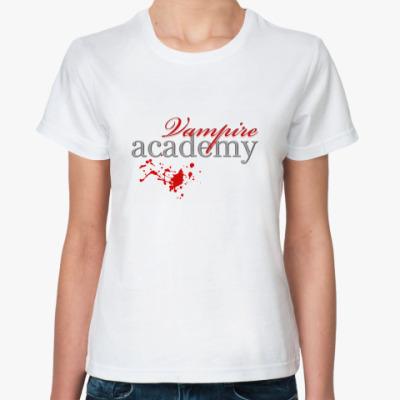 Классическая футболка VA