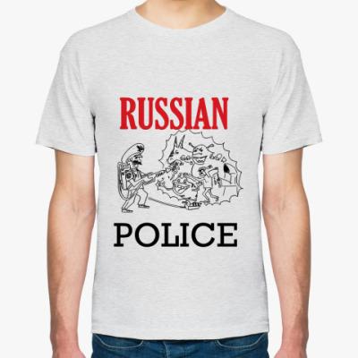 Футболка Russian Police