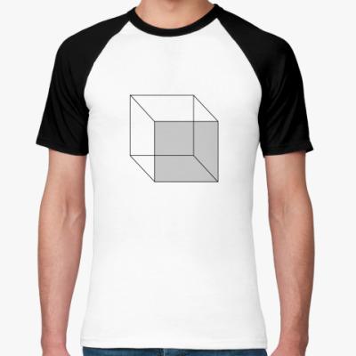 Футболка реглан Волшебный куб