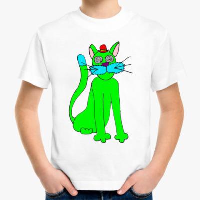 """Детская футболка Детская футболка """"Киса"""""""
