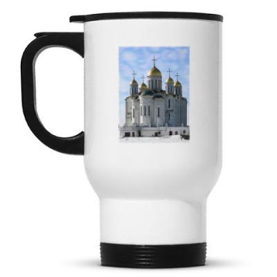 Кружка-термос Храм