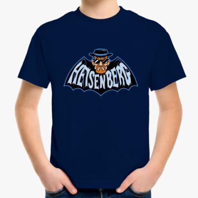 Детская футболка Heisenberg Batman