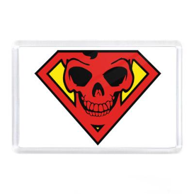 Магнит Skull Superman