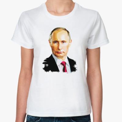 Классическая футболка Путин