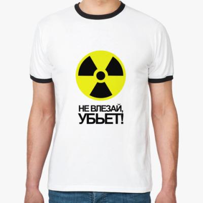 Футболка Ringer-T футболка Danger! (муж)