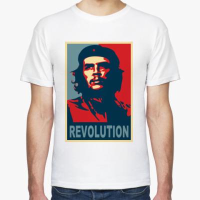 Футболка Che Guevara (Obama style)