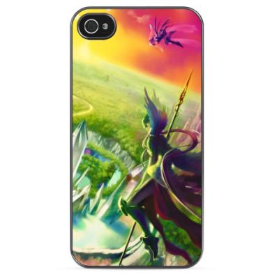 Чехол для iPhone Фантастические миры