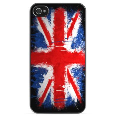Чехол для iPhone The UK