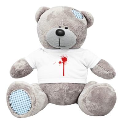 Плюшевый мишка Тедди Blood Splash