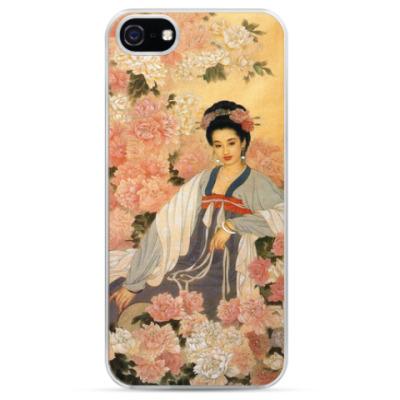 Чехол для iPhone Японская красавица