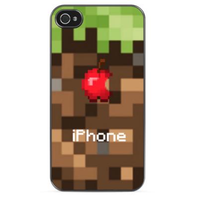Чехол для iPhone Minecraft чехол для iphone4/4s