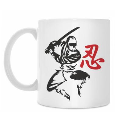 Кружка Ninja