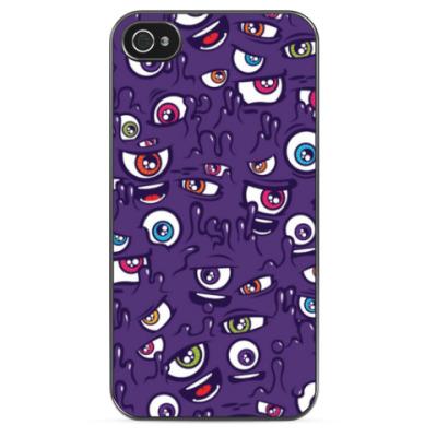 Чехол для iPhone Глаза
