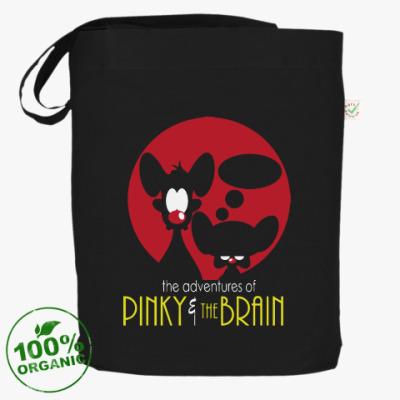 Сумка Приключения Пинки и Брэйна