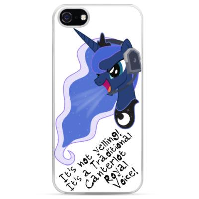 Чехол для iPhone Princess Luna