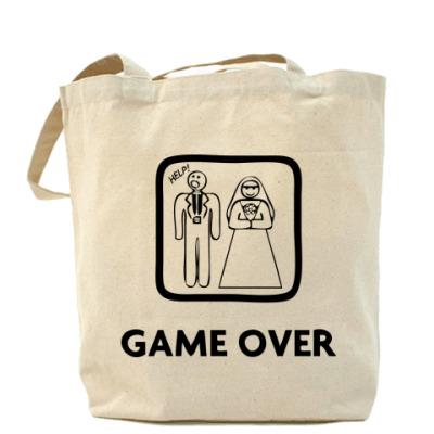 Сумка Game Over-Help!