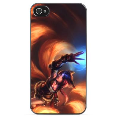 Чехол для iPhone League Of Legends Ahri