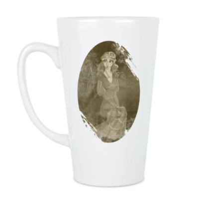 Чашка Латте Криста Виола