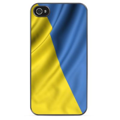 Чехол для iPhone Флаг Украины