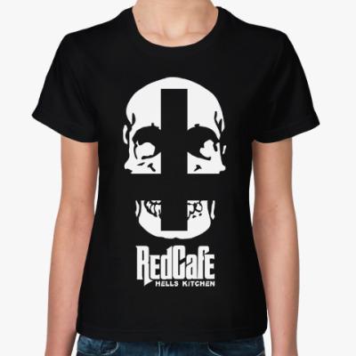 Женская футболка Redcafe
