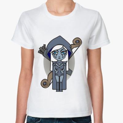 Классическая футболка Traxex