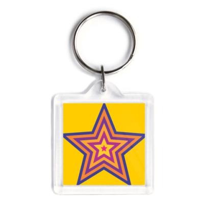 Брелок  Star